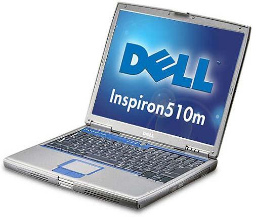 Inspiron 510m - ������� �� Dell