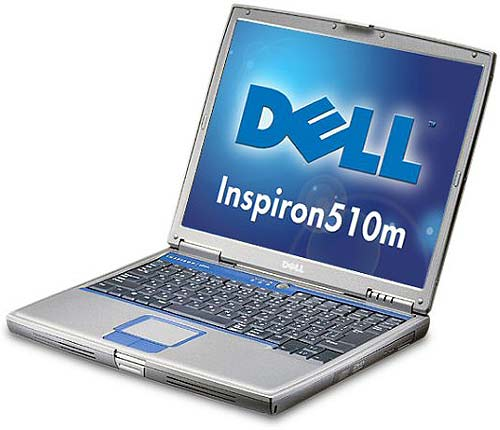 Inspiron 510m - новинка от Dell