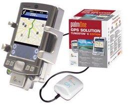GPS �������� �� ���� Tungsten E