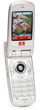 Vodafone ������ ������� ��������  Sharp GX30