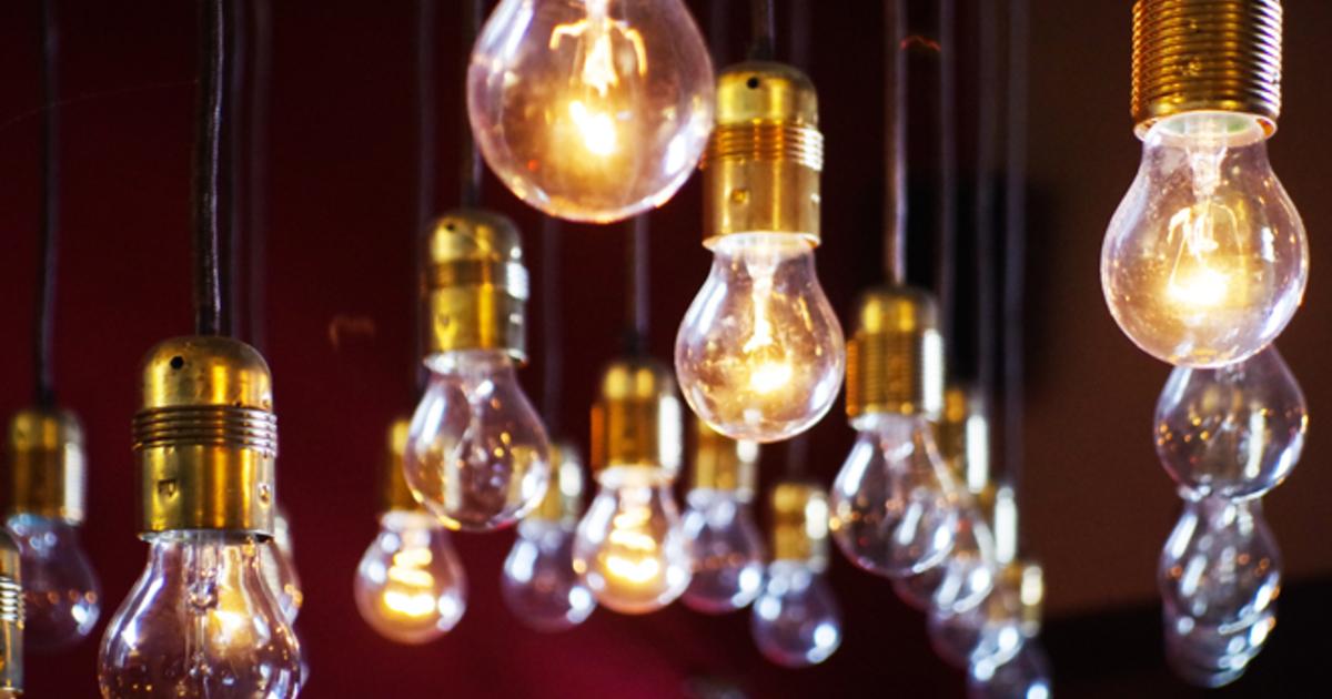 Лампы энергосберегающие: мощность и таблица