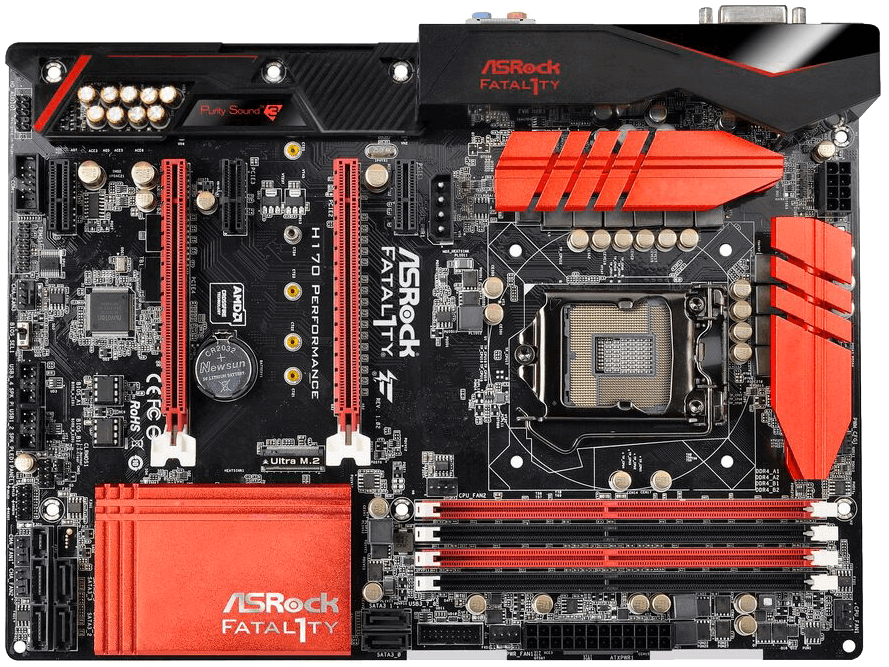 ASROCK FATAL1TY H170 PERFORMANCE/D3 INTEL SATA TREIBER WINDOWS 7