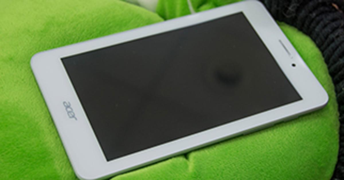 627c5e5bd9a9 Обзор планшета Acer Iconia Tab 7 с функцией голосовой связи — Ferra.ru