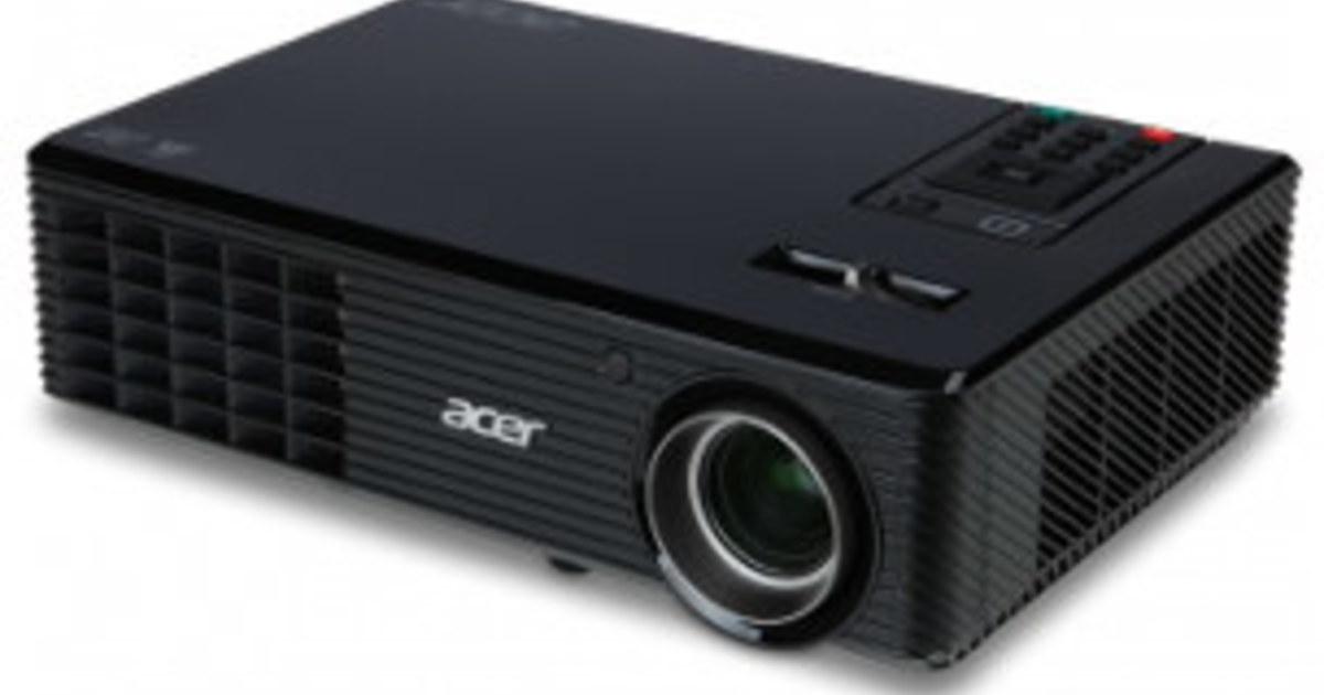 Компактный и экономичный проектор Acer X112 с доступной ценой