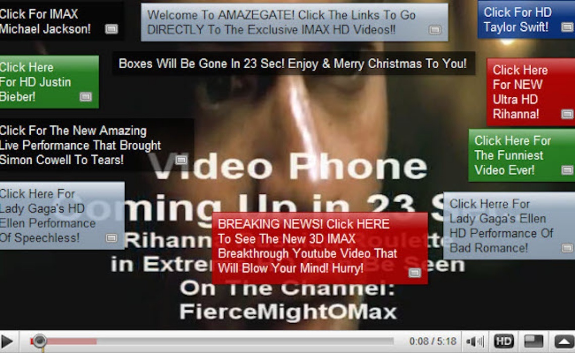 YouTube избавится от всех аннотаций в роликах