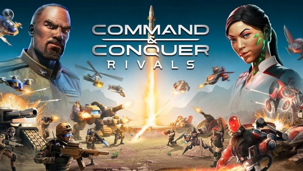 Игра Command & Conquer: Rivals вышла на iOS и Android