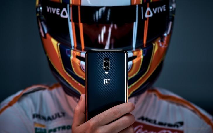 Гоночная версия OnePlus 6T получила 10 ГБ оперативной памяти
