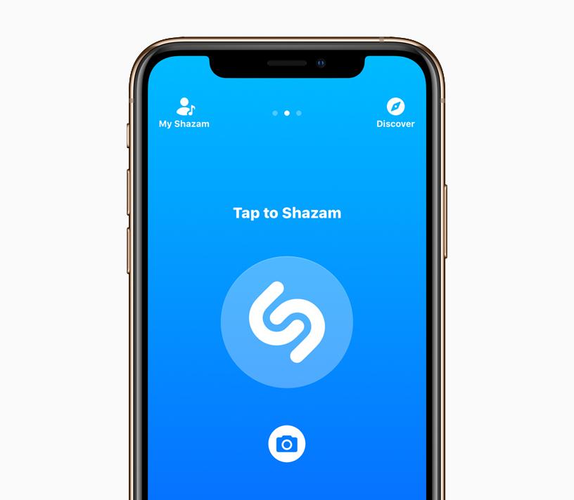 Apple убрала рекламу из Shazam