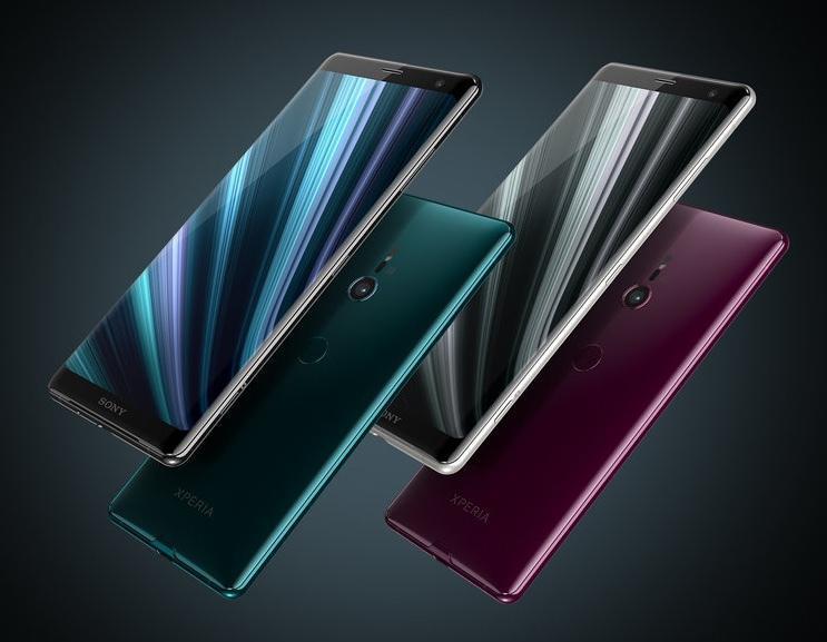 Помощневший Sony Xperia XZ3 уже можно купить в России