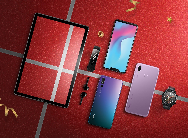 В 2019 году Huawei привезёт в Россию устройства для дома, автомобиля и офиса