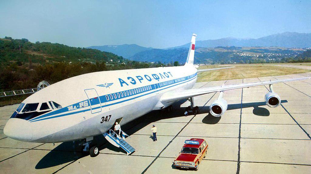 Первый вместительный советский пассажирский самолёт