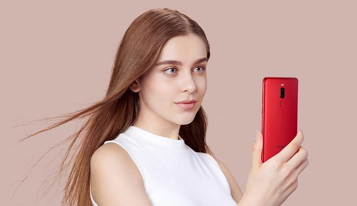 Недорогой безрамочный фаблет Meizu Note 8 уже можно купить в России