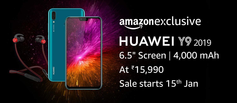 Huawei выпустила недорогой смартфон с мощным процессором и 4000 мАч в аккумуляторе