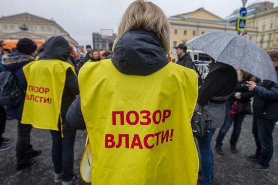Минкомсвязи отказалось наказывать россиян за неуважение к власти в интернете