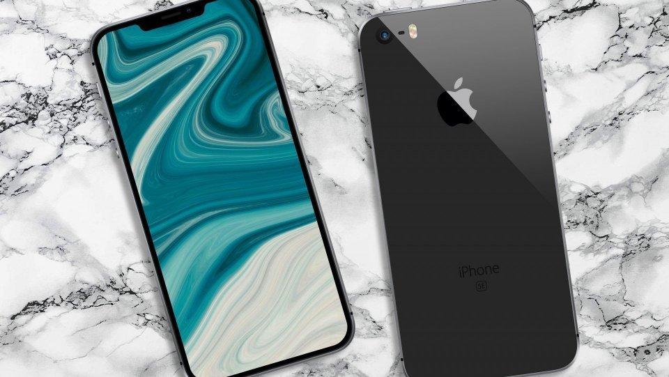 Рассекречены дизайн и характеристики iPhone SE 2