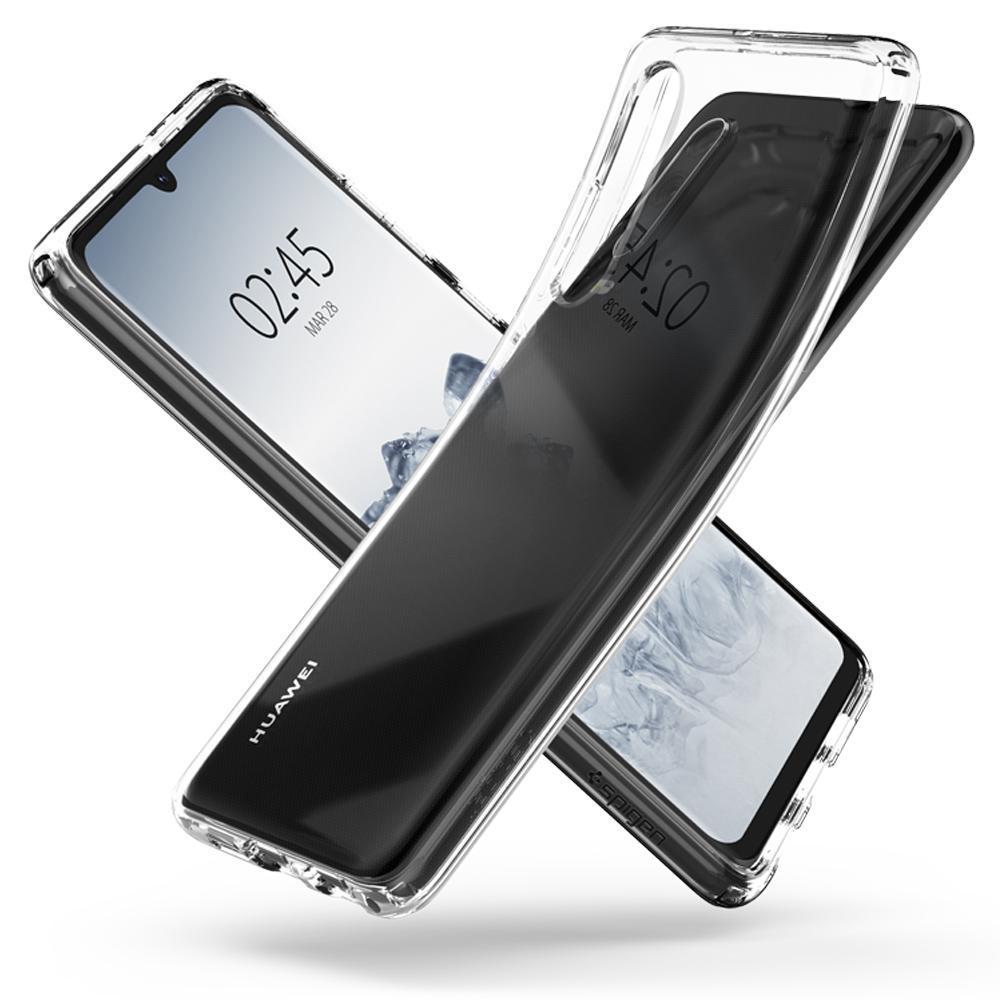 Флагманские Huawei P30 и P30 Pro появились на качественных изображениях