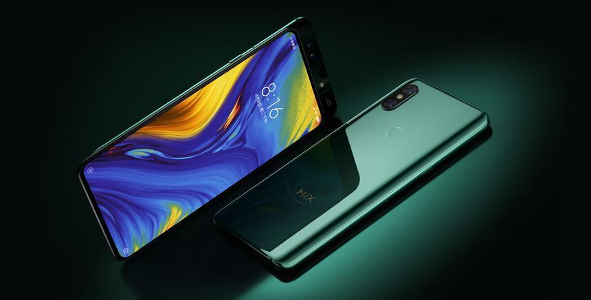 Объявлена российская цена флагманского смартфона-слайдера Xiaomi Mi Mix 3