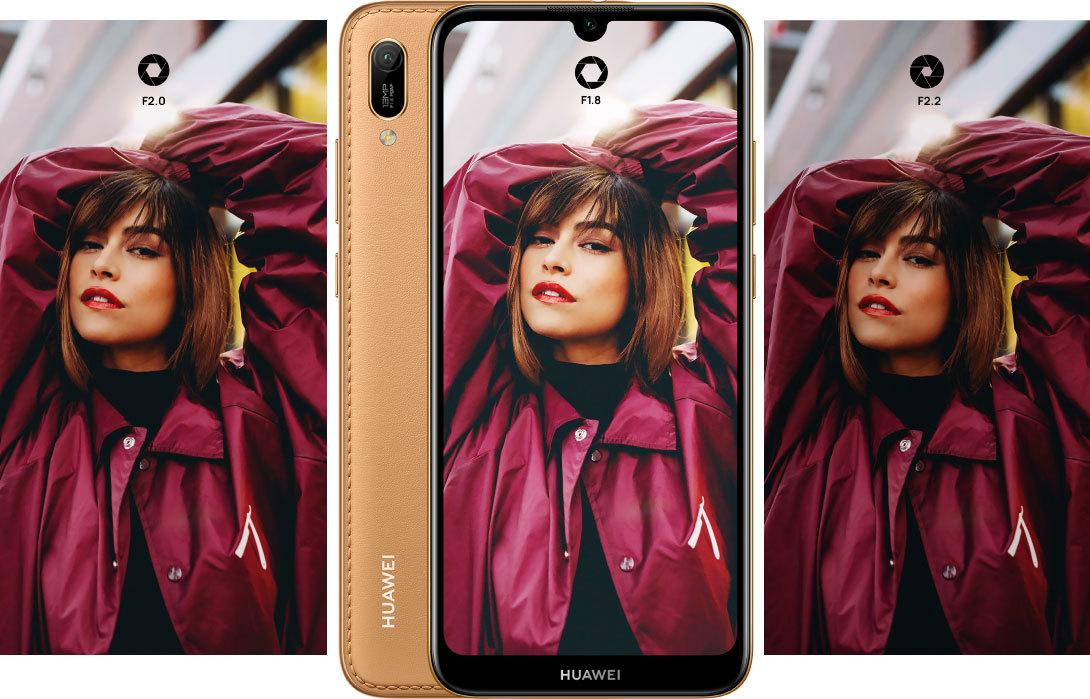 Huawei выпустил новый бюджетный смартфон с хорошей камерой