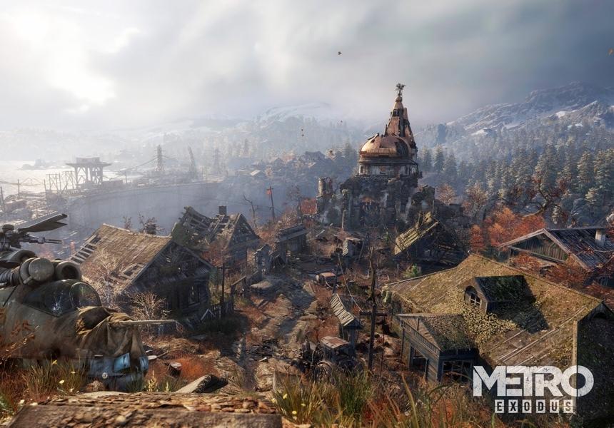 Превью игры Metro: Exodus