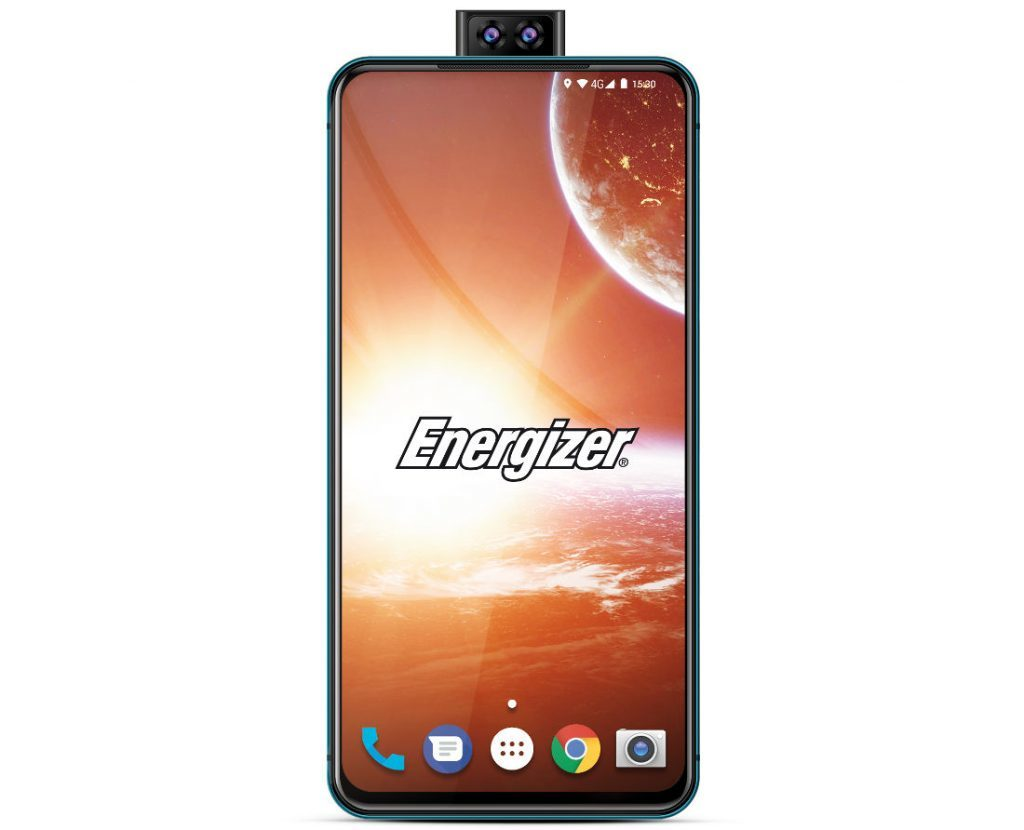 Новый смартфон Energizer хвастается батареей, как у семи iPhone XS