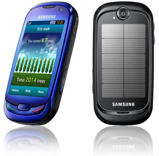 День, когда Samsung выпустил смартфон на солнечной батарейке
