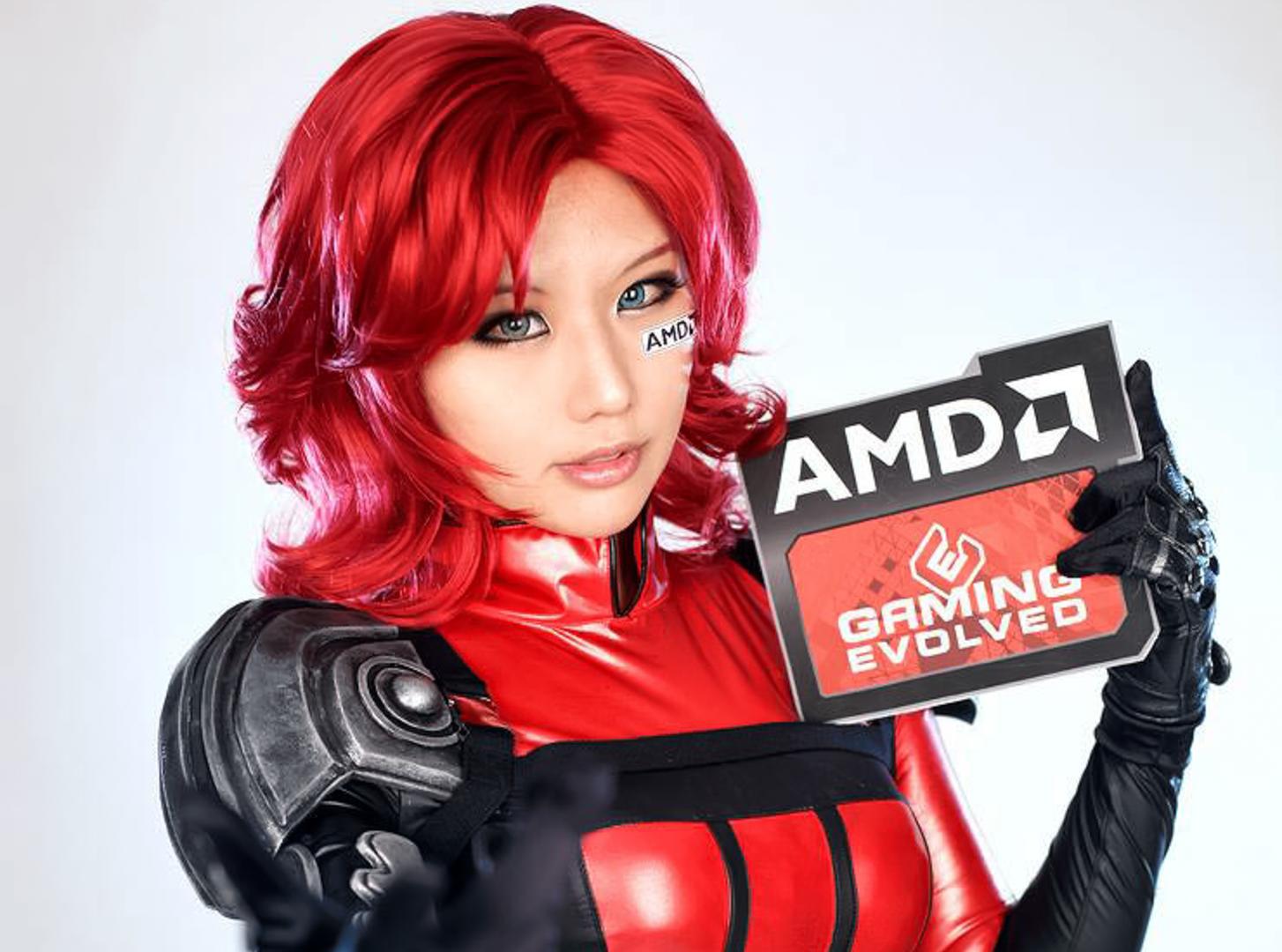AMD продолжает терять долю на рынке видеокарт
