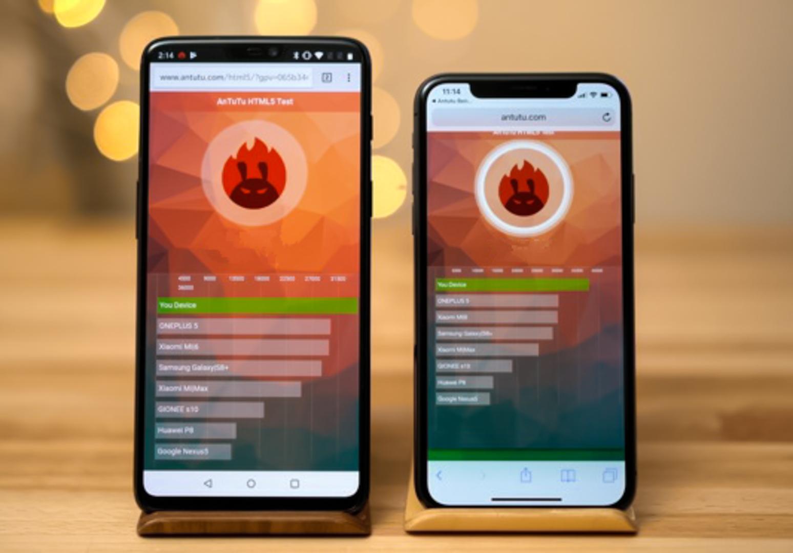 Самые быстрые Android-смартфоны в мире по итогам февраля 2019 года