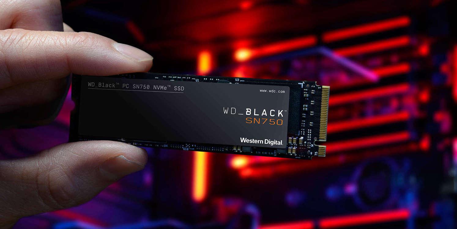 Western Digital представила свой флагманский SSD для России