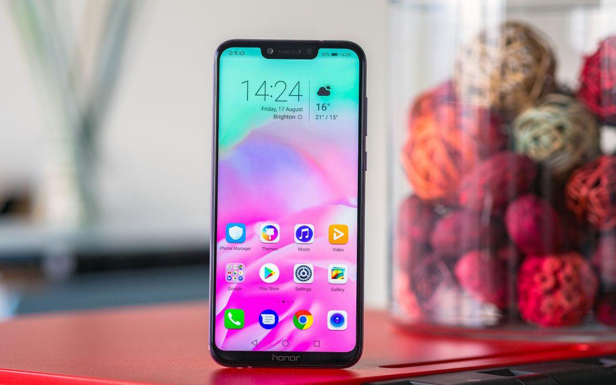 Объявлена российская цена недорогого смартфона Honor 8A