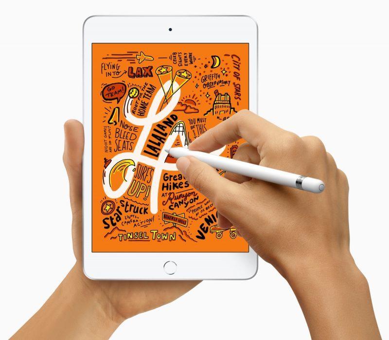 Apple обновила компактный iPad mini, впервые с 2015 года