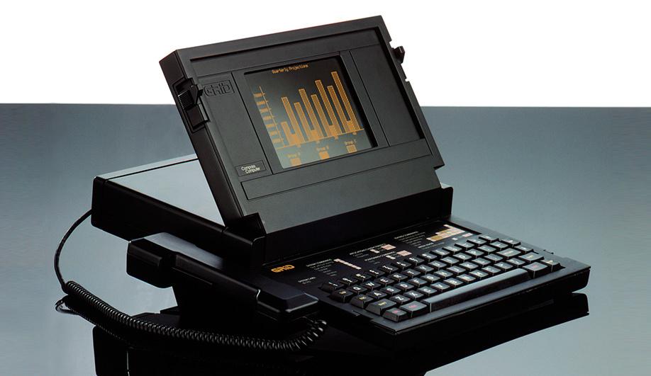 Как выглядел и работал первый в мире ноутбук