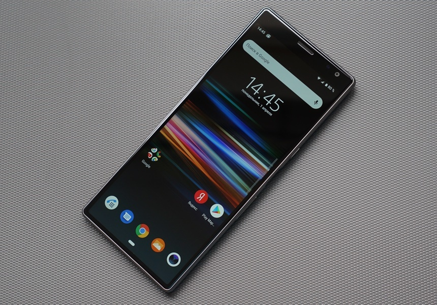 Что такое смартфон среднего класса по-японски: обзор Sony Xperia 10 Plus