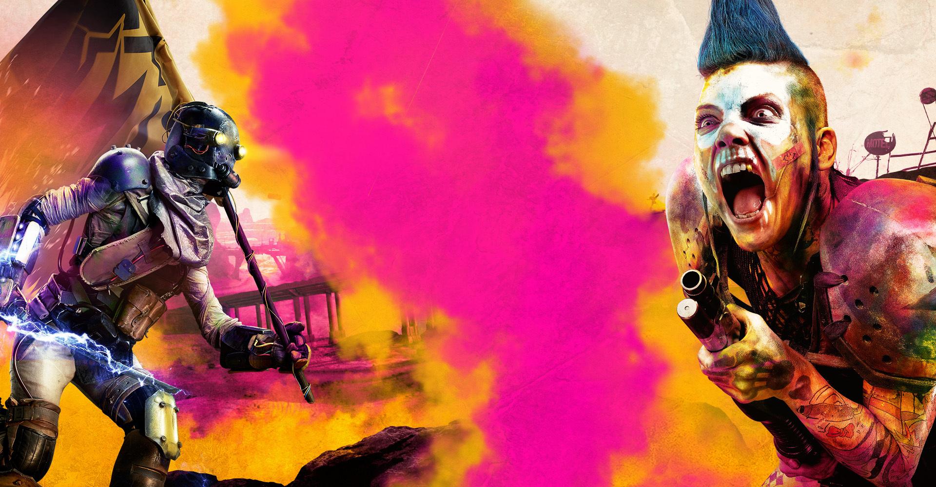 В игре Rage 2 нашли секретную матерную озвучку от лондонских гопников