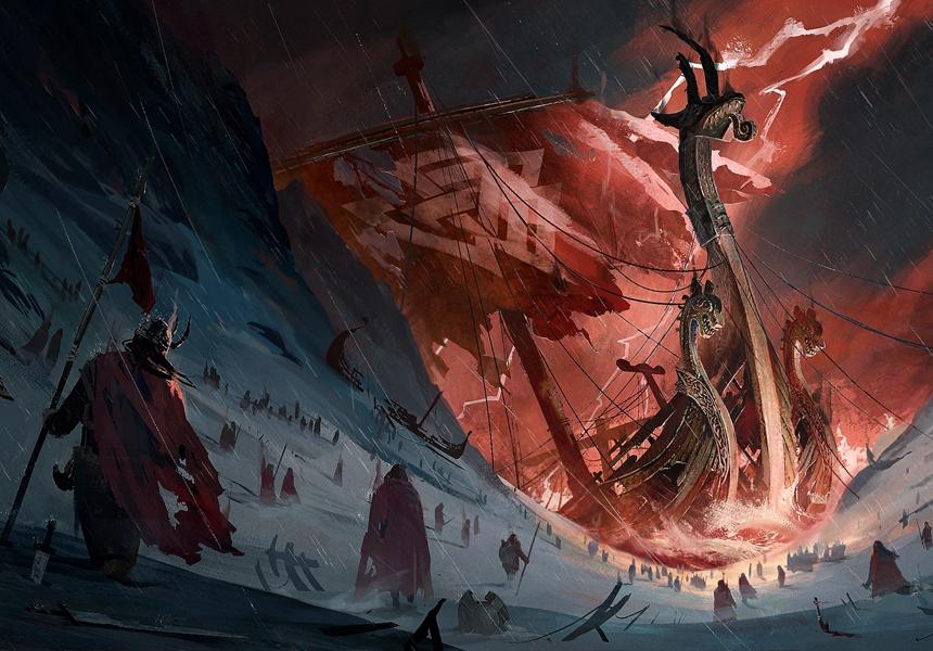 Официально: новая часть Assassin's Creed будет посвящена викингам
