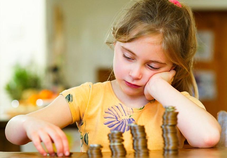 В России детсадовцев будут учить финансовой грамотности