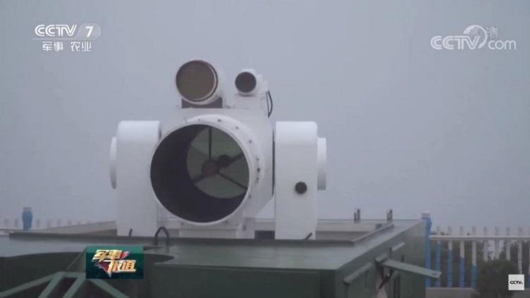 Китайцы начали испытания лазерного оружия с бесконечным боезапасом