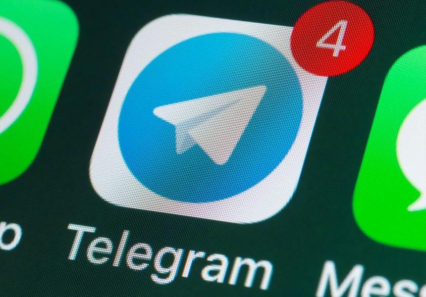 У 48% россиян Telegram работает без VPN и прокси