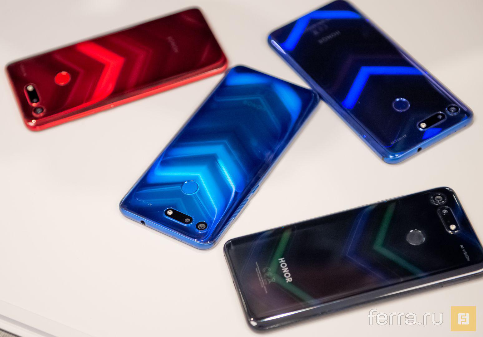 Названы самые популярные смартфоны в России
