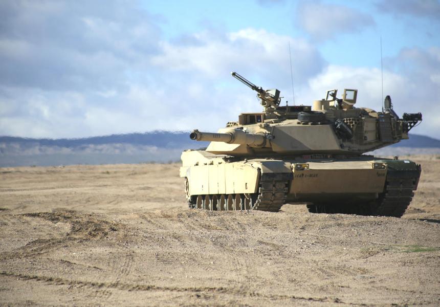 США: мы вернём господство танкам Abrams с новыми снарядами