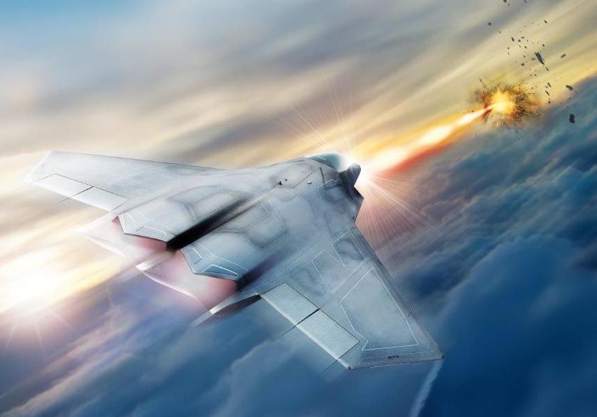 США испытали лазерную систему для сбивания нескольких ракет сразу