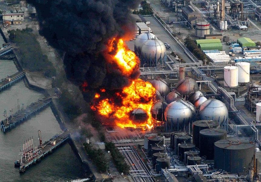 Россия поможет Японии бороться с последствиями катастрофы на Фукусиме