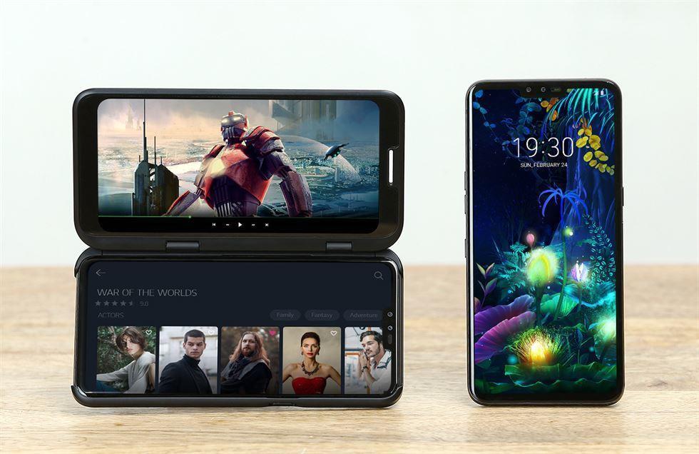 5G-смартфоны спасли LG от смерти