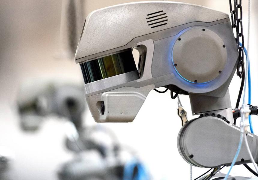 Российский робот «Фёдор» полетит в космос