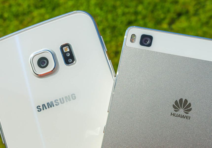 Huawei помирилась с Samsung после 8 лет судебных разбирательств