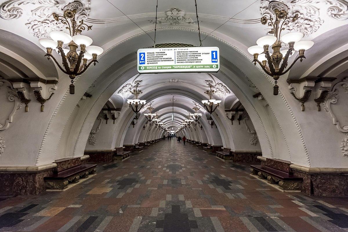 Яндекс предложил названия станций метро «со смыслом»