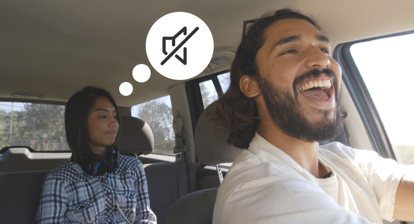 В Uber появился спецтариф с молчащим водителем