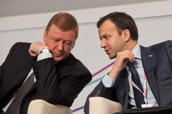 Паспортные данные Дворковича, Чубайса и Соловьева утекли в сеть