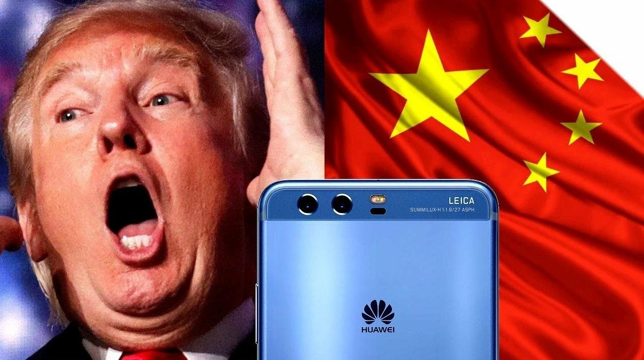 Как Huawei будет действовать под санкциями и без Android, и не помрёт ли в процессе