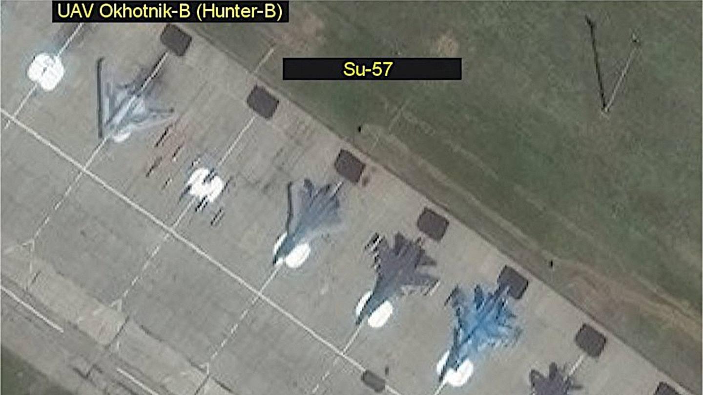 Новейшие российские беспилотники подробно сравнили с американскими