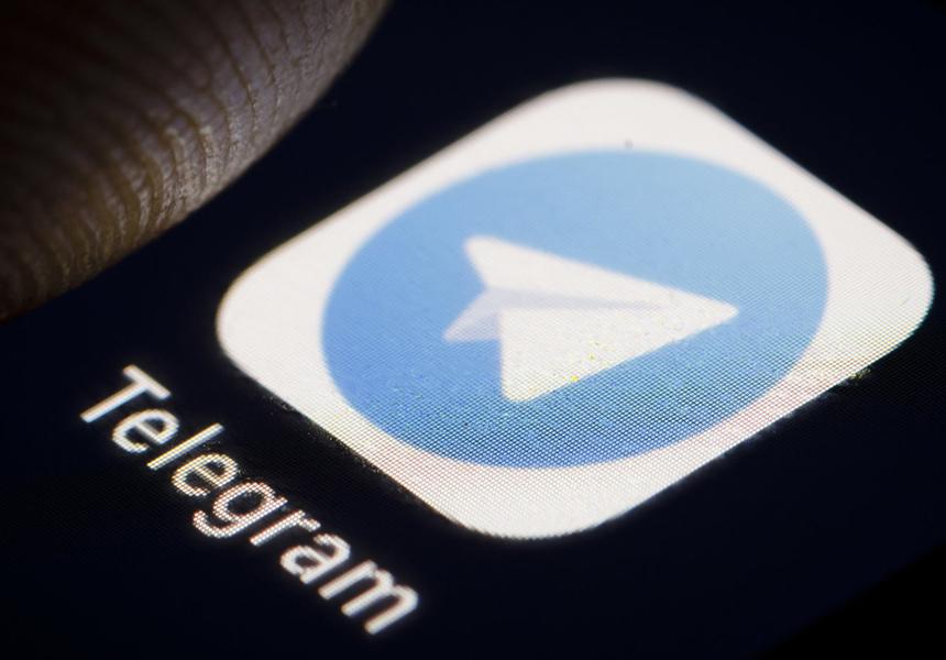 На Telegram напали хакеры